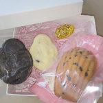 インドの神様ガネーシャチョコと米粉マドレーヌ
